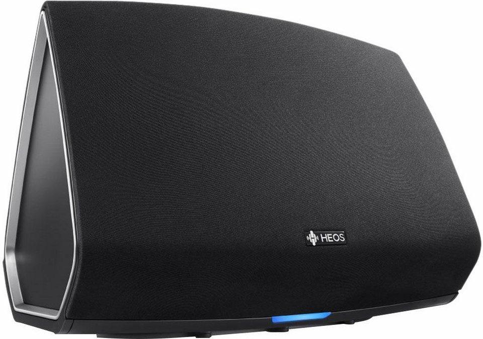 Heos by Denon Multiroom Wireless-Lautsprecher HEOS 5 HS2 in schwarz