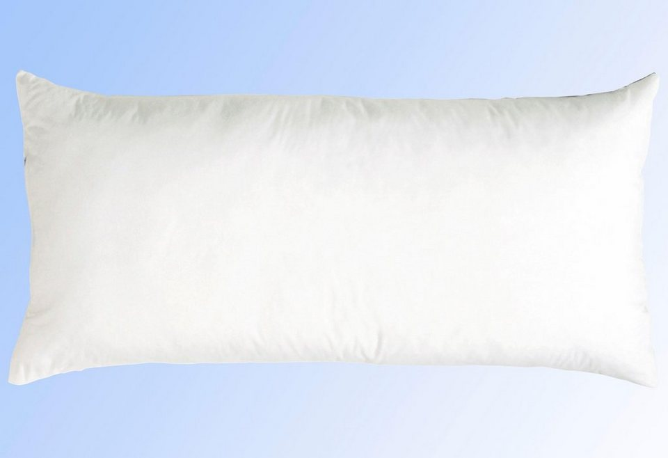 Microfaserkopfkissen Centa Star Extra Aqua Aktiv, 40x80 cm