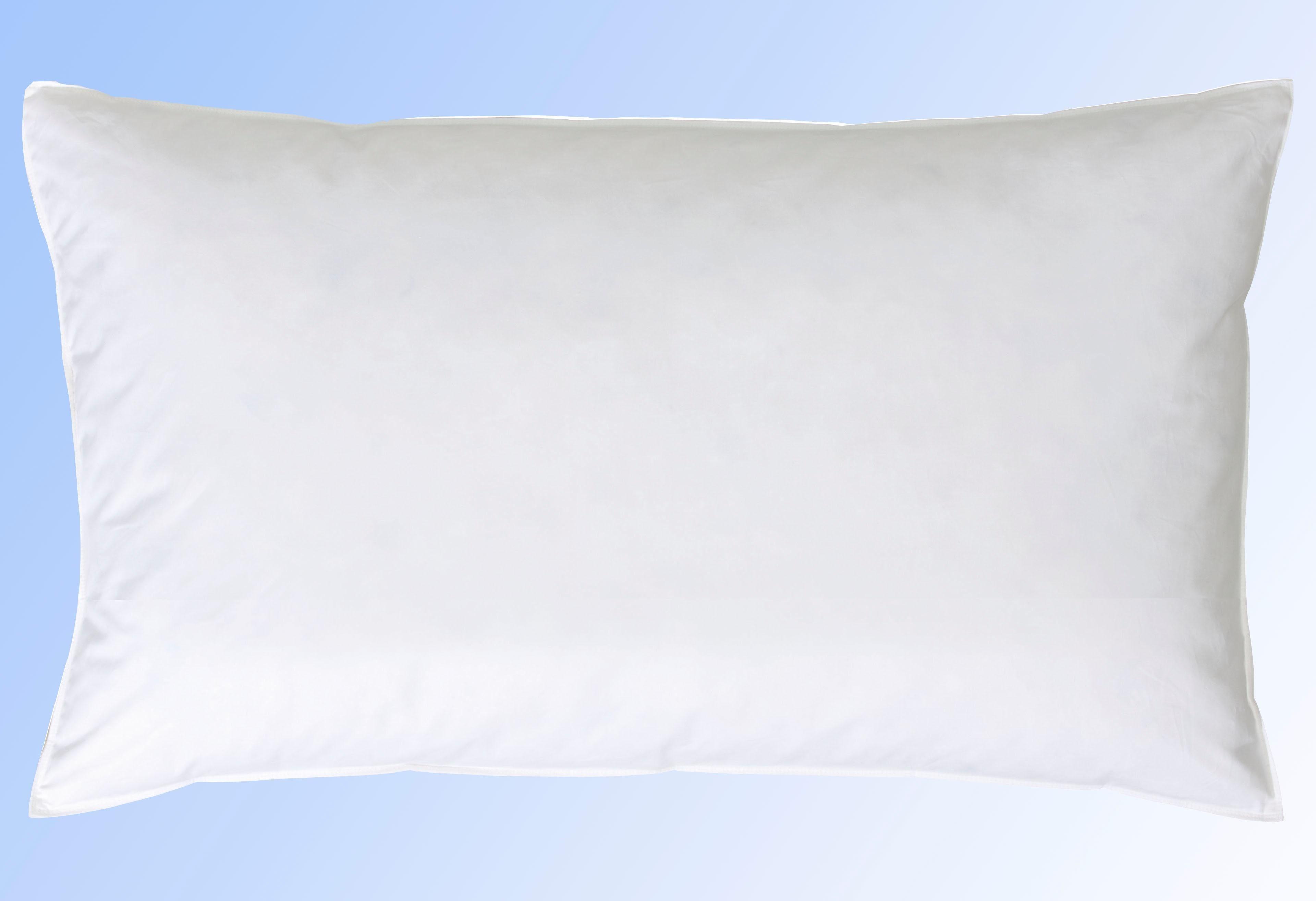 Federkissen, »Kopfkissen Classic / Kopfkissen Soft«, Centa-Star, (1-tlg), 50% Gänsefedern, 50% Gänsedaunen, 40x80 cm