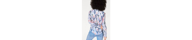 Pepe Jeans Hemdbluse AURELIE, mit Batik-Muster