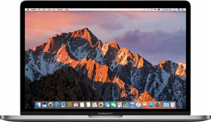 """Apple MacBook Pro mit Touch Bar (13"""", 2,9 GHz, 256 GB SSD) in grau"""