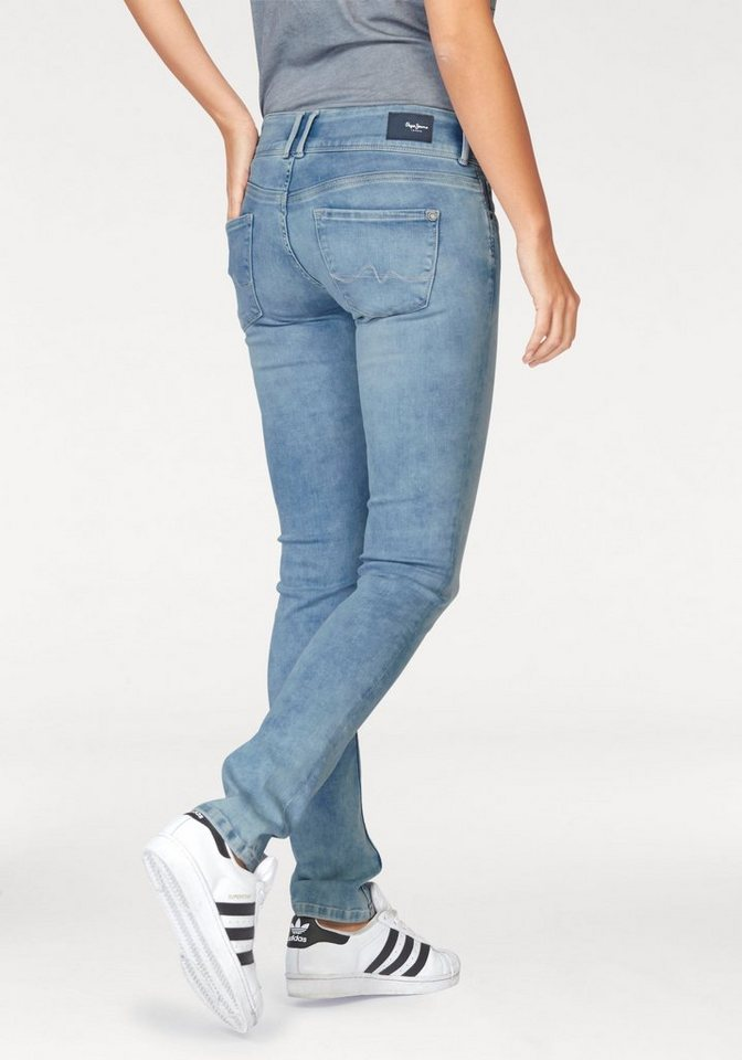 Pepe Jeans Slim-fit-Jeans in light-blue