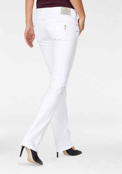 Damen weisse jeans