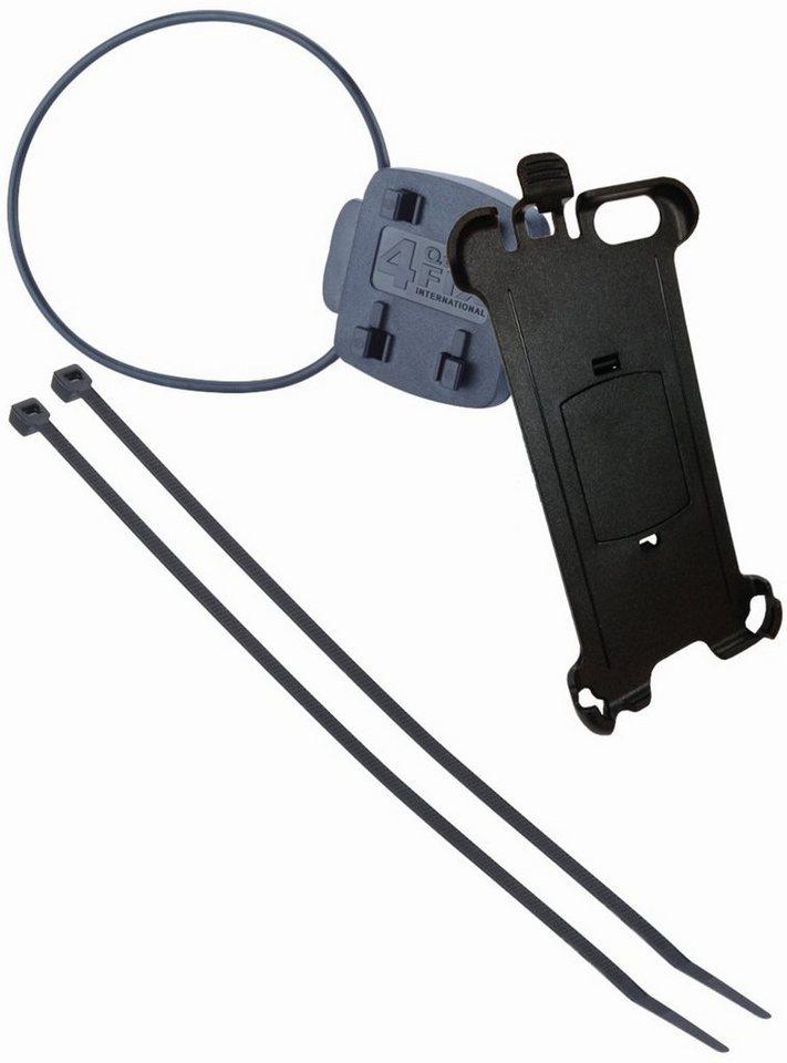TAHUNA Halter »Fahrradhalterung (iPhone 6/ 6S)« in Schwarz