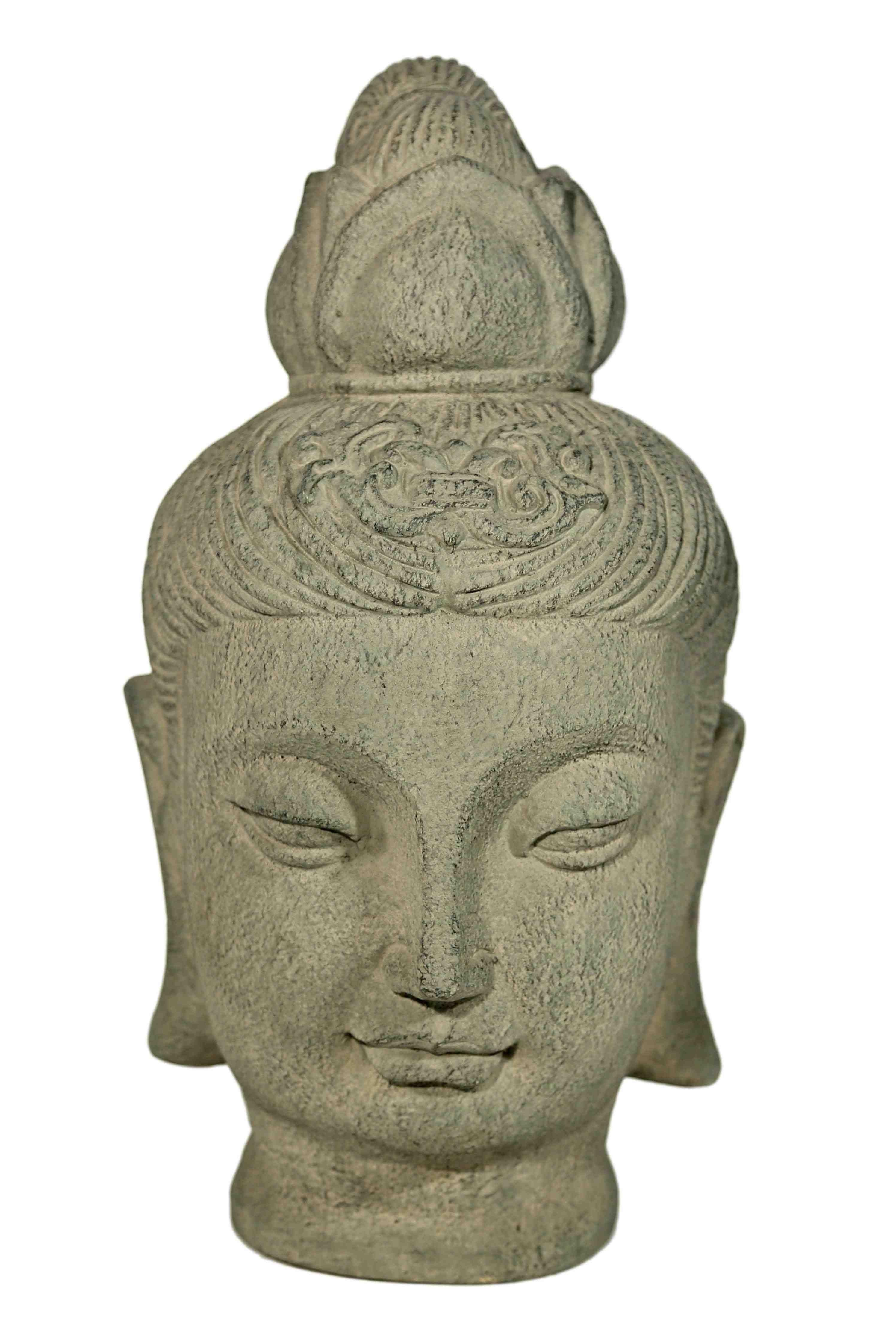 Home affaire Dekofigur »Buddha-Kopf«