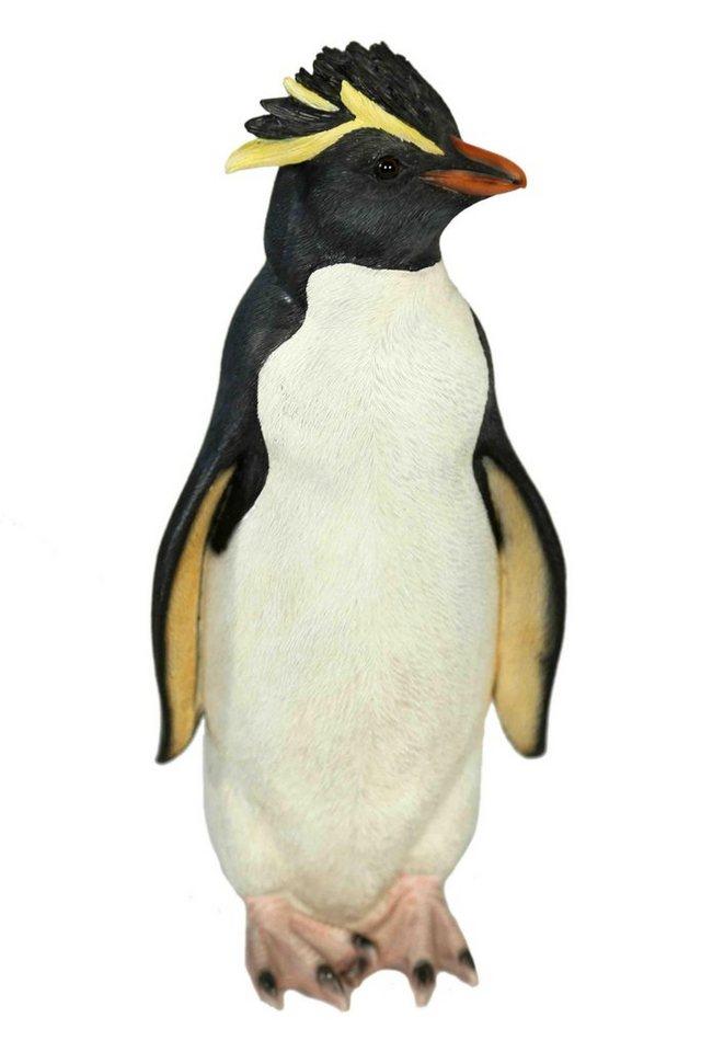 Home affaire Dekofigur »Pinguin« in schwarz/weiß