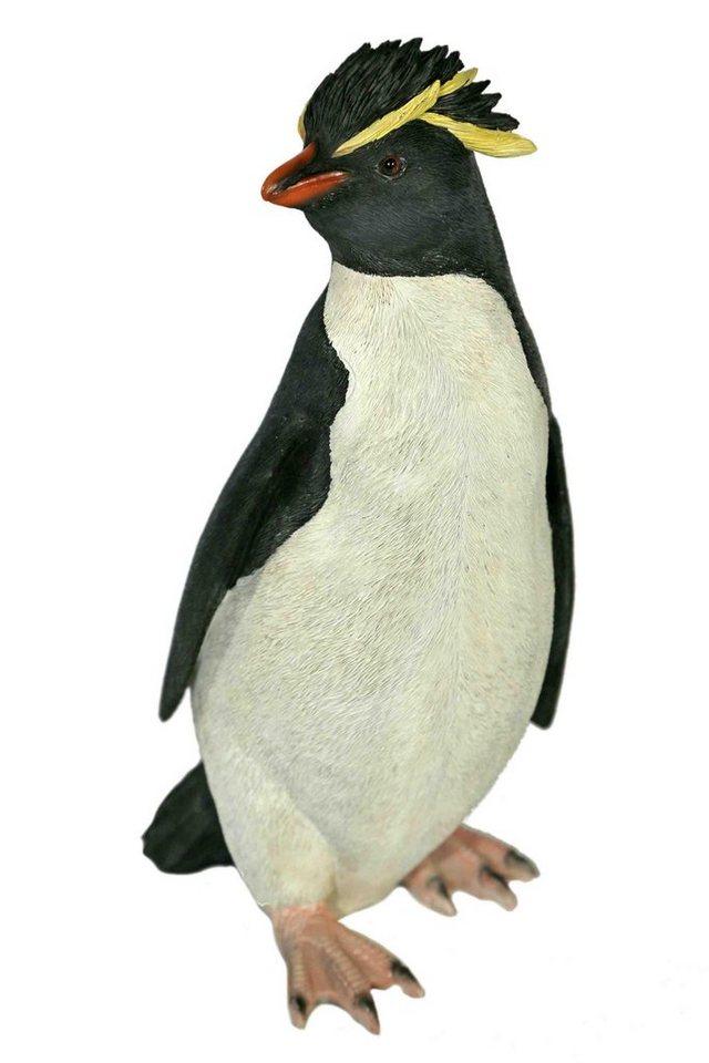 Home affaire Dekofigur »Pinguin klein« in schwarz/weiß