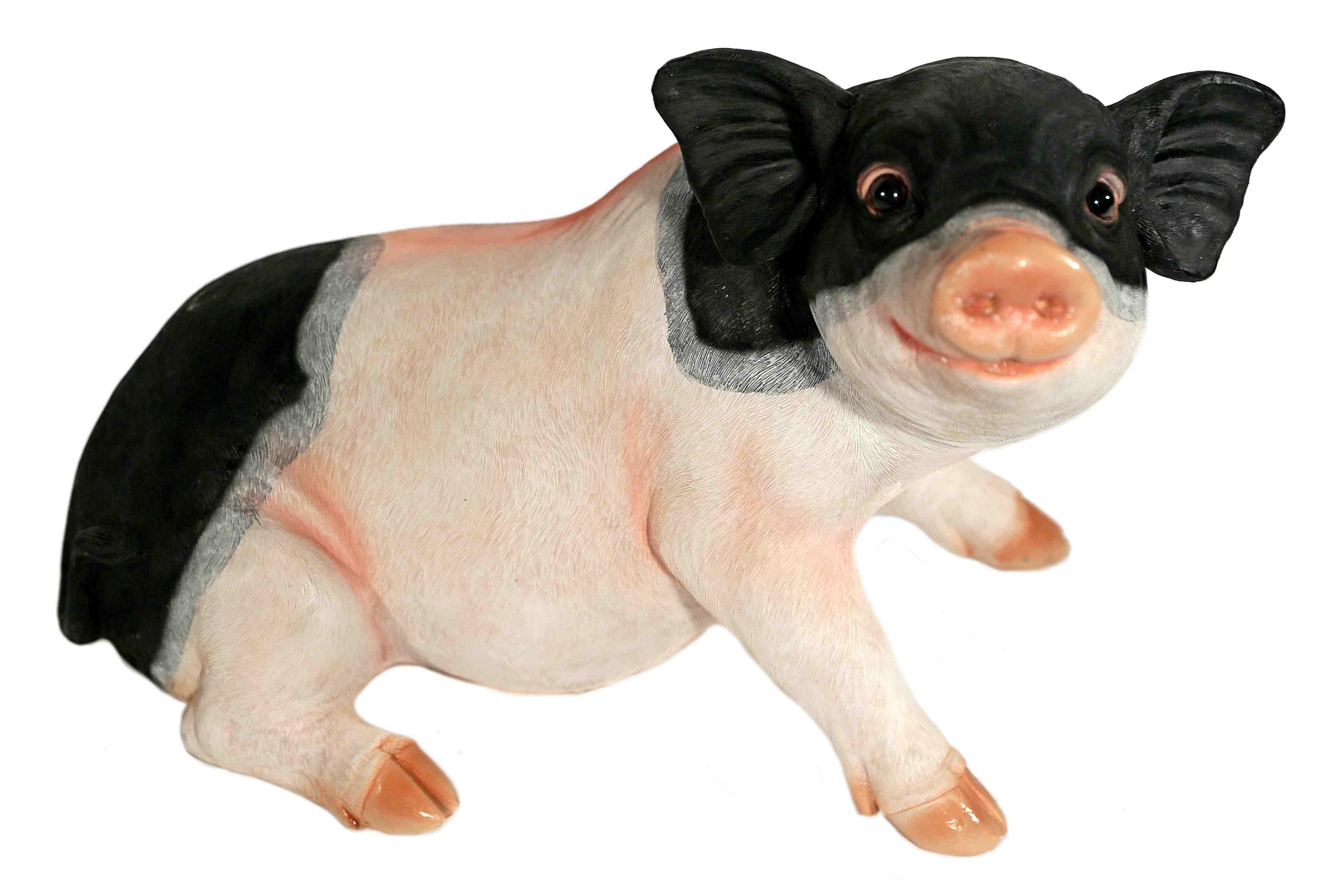 Home affaire Dekofigur »Schwein sitzend«