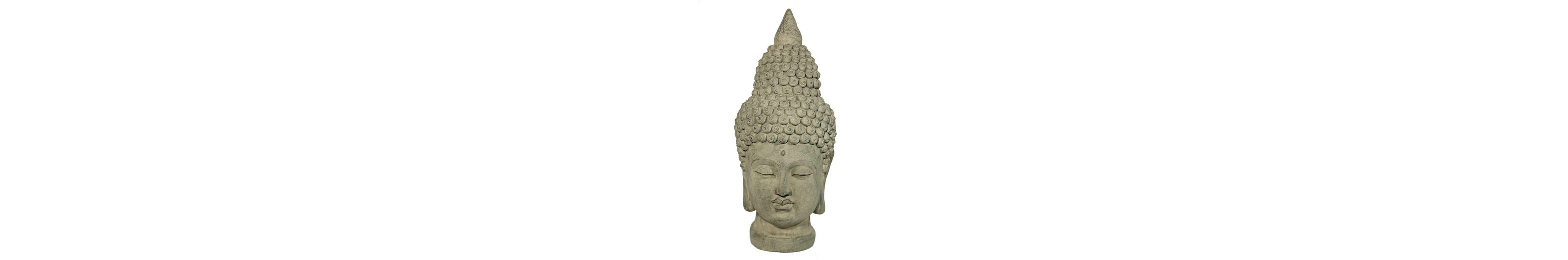 Home affaire Dekofigur »Buddha-Kopf«