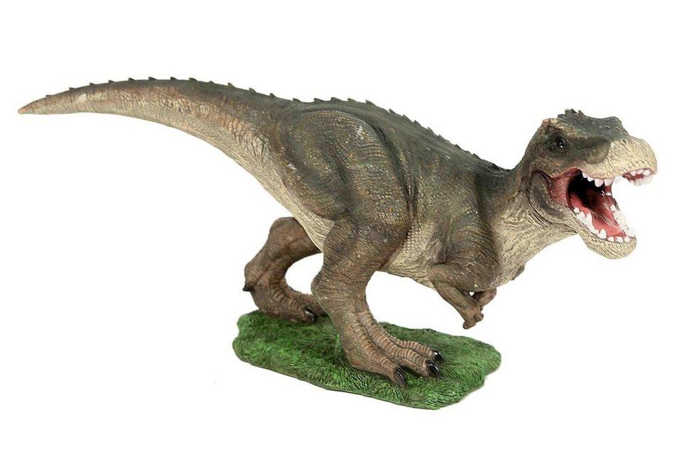 Home affaire Dekofigur »Tyrannosaurus« in grün