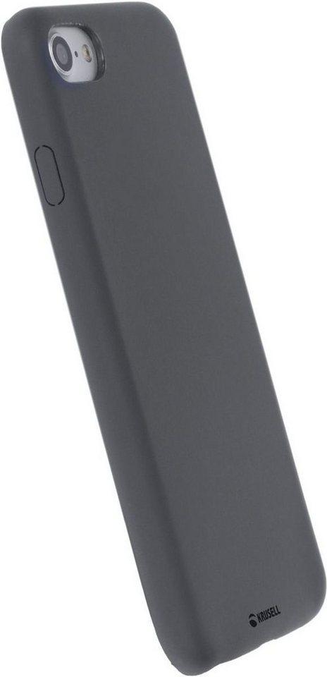 Krusell Handytasche »Bellö Cover für Apple iPhone 7« in Grau