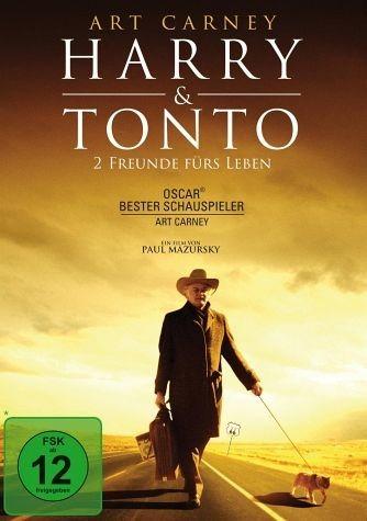 DVD »Harry & Tonto«