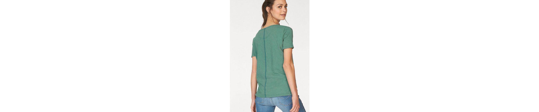 T-Shirt, Print in Nieten-Optik