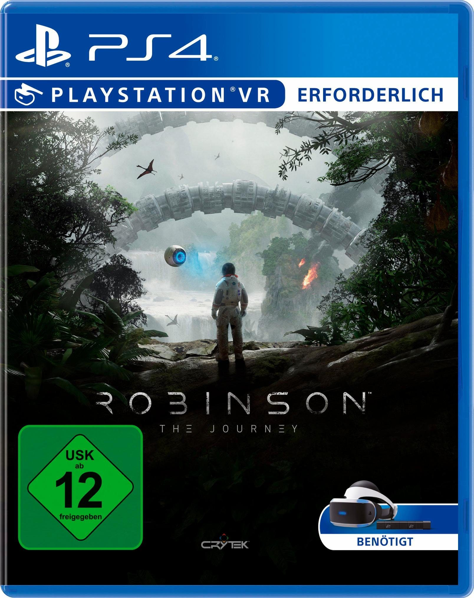 Robinson: The Journey VR PlayStation 4