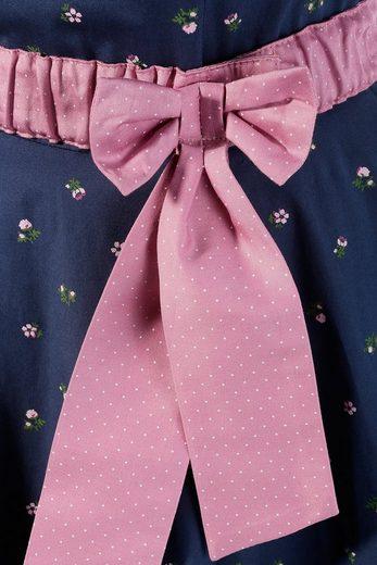 Turi Landhaus Trachtenkleid mit modischem Blumenprint