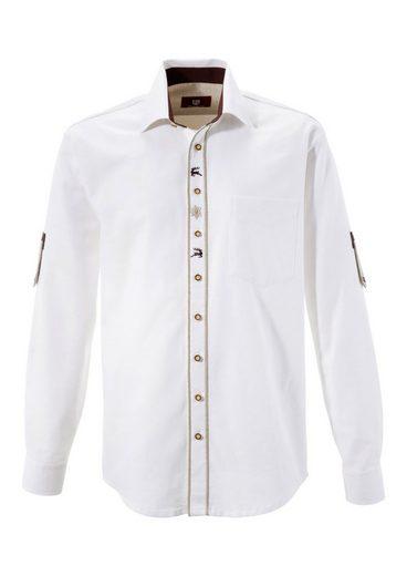 OS-Trachten Trachtenhemd im Landhausstil