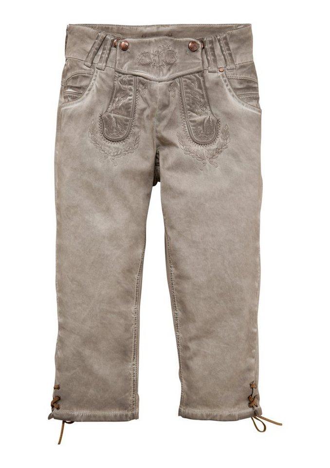 Jeans trachten hose damen