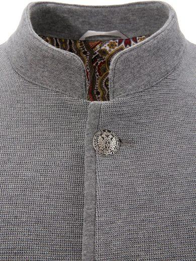Hommes Veste Veste Trachten Avec Des Boutons Métalliques Décoratifs