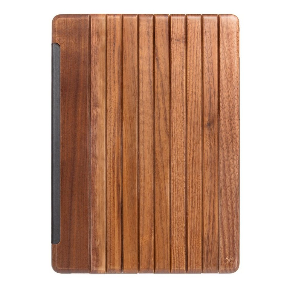 "Woodcessories EcoGuard - Echtholz Case für iPad Pro 12,9""- Procter in Silber"