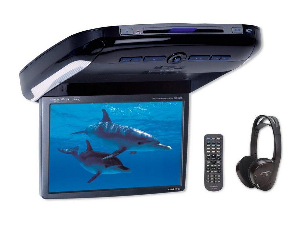 ALPINE Decken-Monitor »PKG-2100P« in schwarz