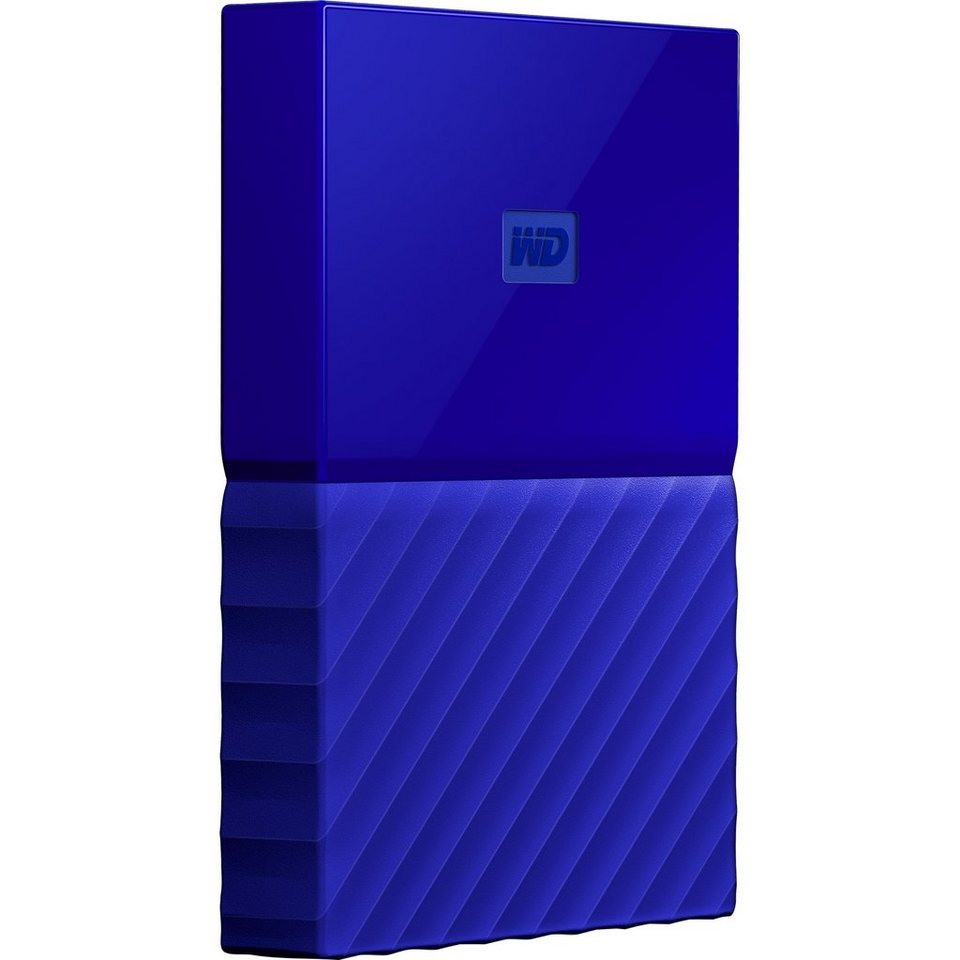 Western Digital Festplatte »My Passport 2 TB«