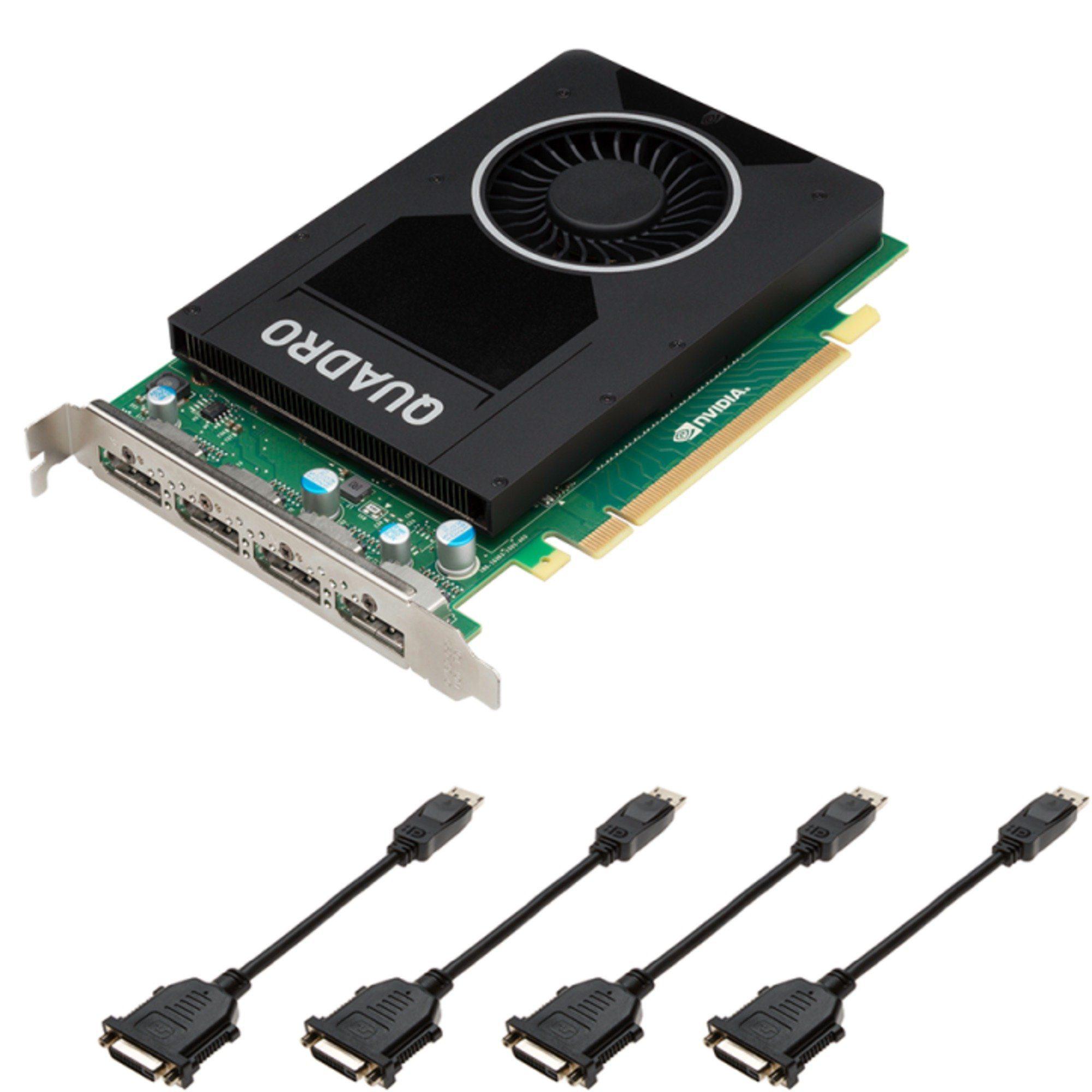 PNY Grafikkarte »NVIDIA Quadro M2000«