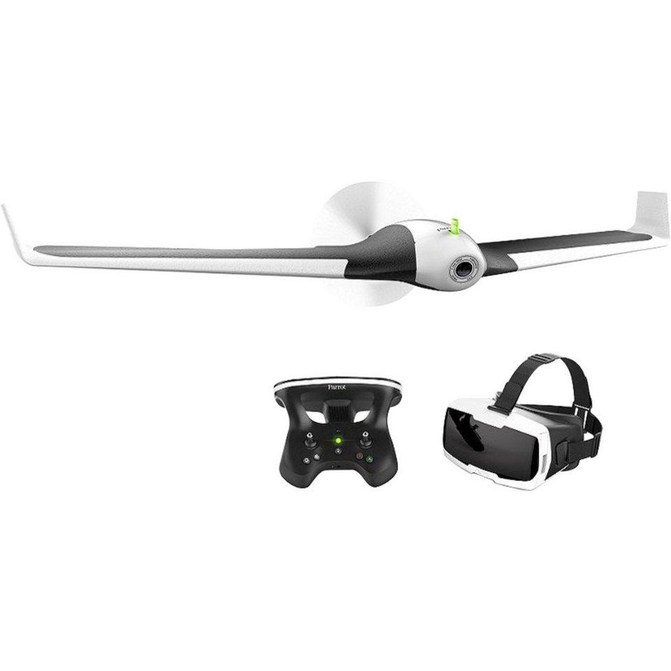 Parrot Drohne »DISCO + FPV-Brille«