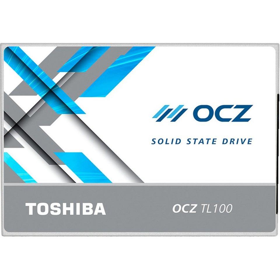 OCZ Solid State Drive »TL100 240 GB«