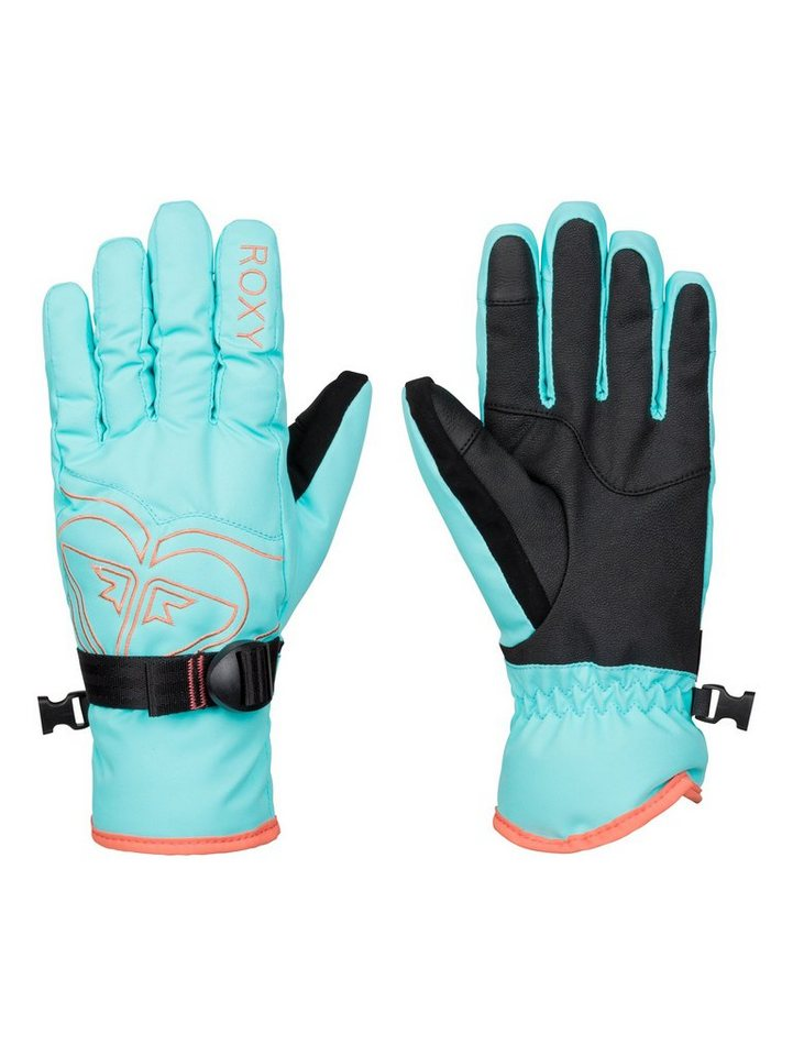 Roxy Schnee Handschuhe »Popi« in Blue radiance