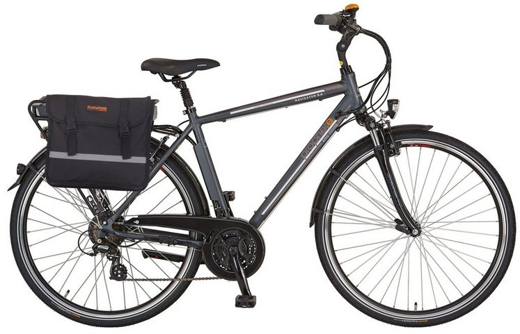 prophete he trekking e bike 36v 250 w hr motor 28 zoll. Black Bedroom Furniture Sets. Home Design Ideas