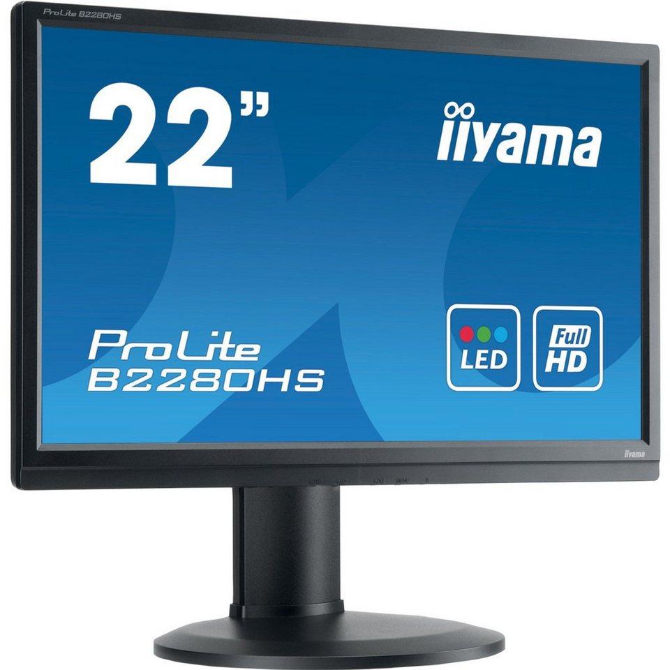 Iiyama LED-Monitor »ProLite B2280HS-B1«
