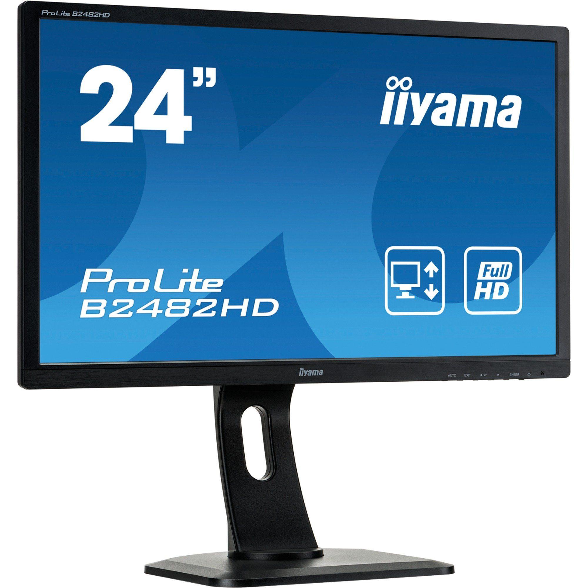 Iiyama LED-Monitor »B2482HD-B1«