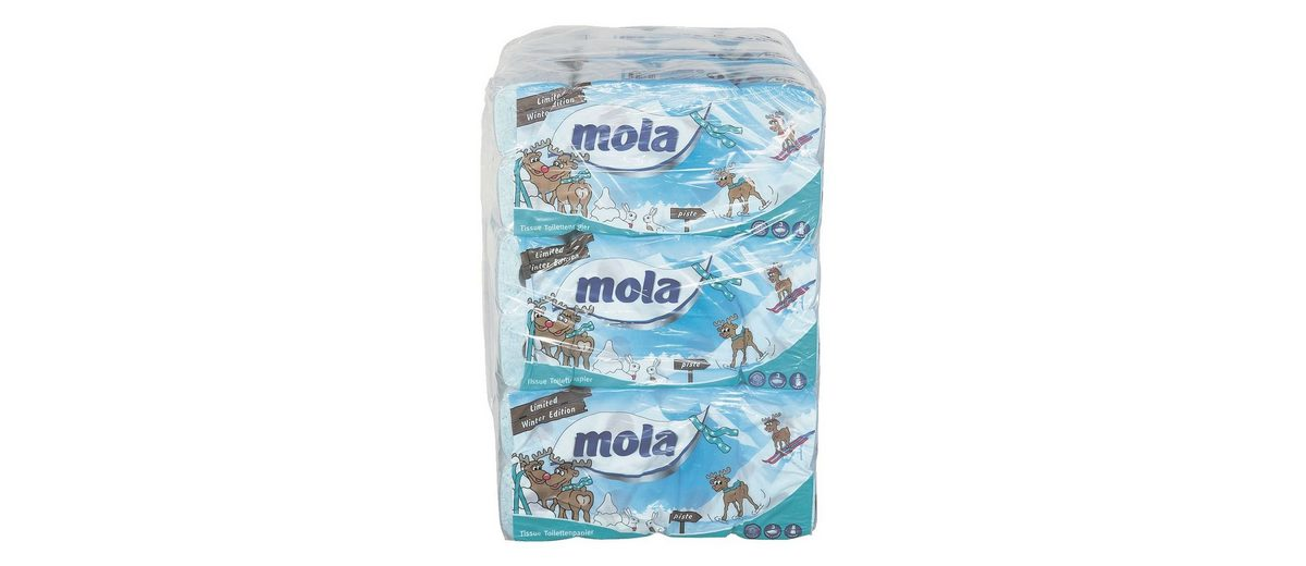 Mola Toilettenpapier »Winter Mint«