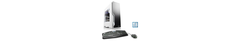 CSL Extreme Gaming PC i7-6850K | GeForce GTX 1080 | 32GB DDR4 | SSD »HydroX T7690 Wasserkühlung«