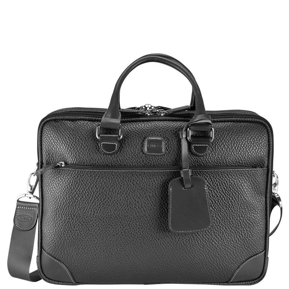 Bric's Magellano Aktentasche 38 cm in black