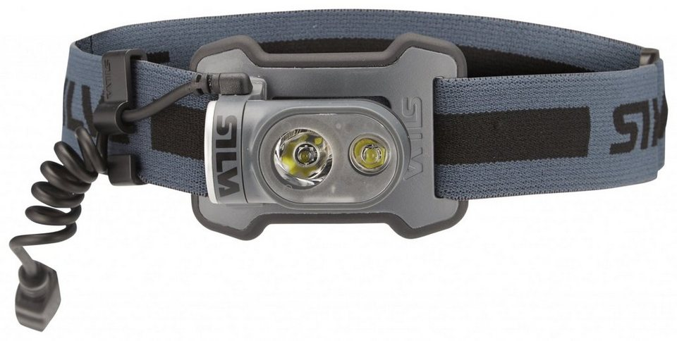 Silva Camping-Beleuchtung »Cross Trail 3X Headlamp« in grau