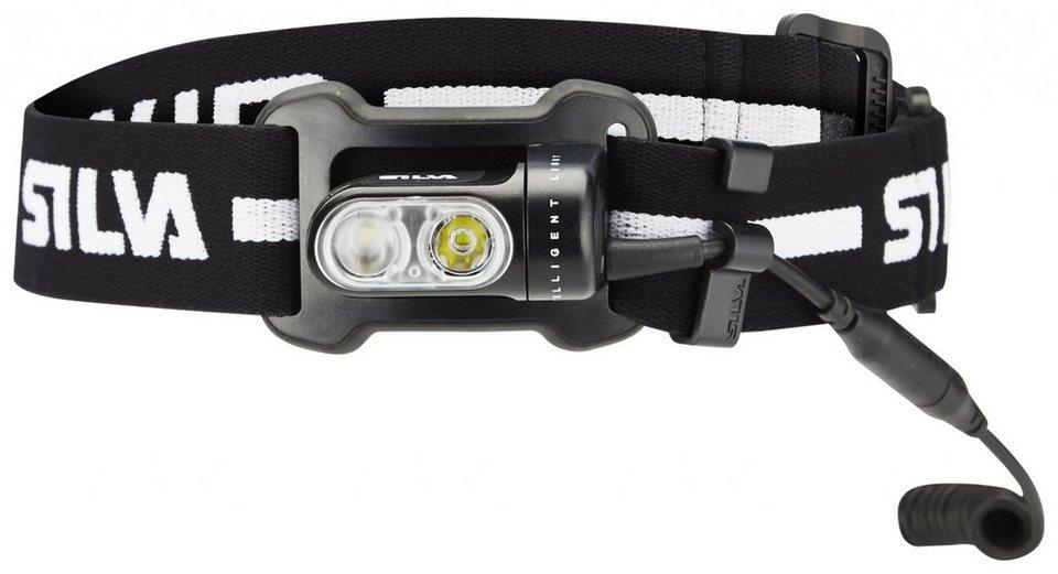 Silva Camping-Beleuchtung »Trail Runner 2X Headlamp« in schwarz
