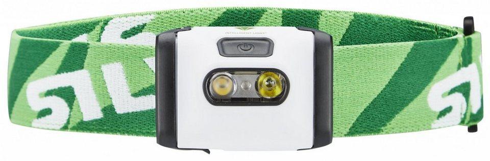 Silva Camping-Beleuchtung »Active X Headlamp« in grün