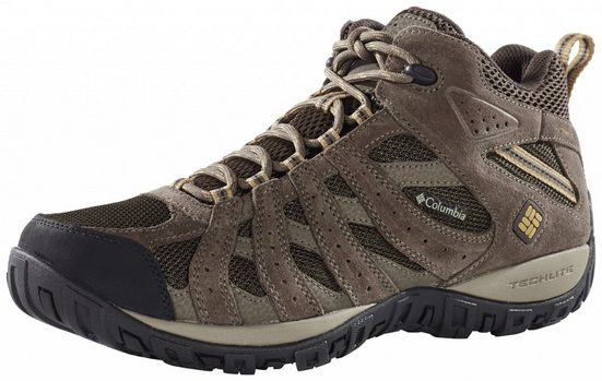 Columbia Kletterschuh Redmond Shoes Men Mid WP