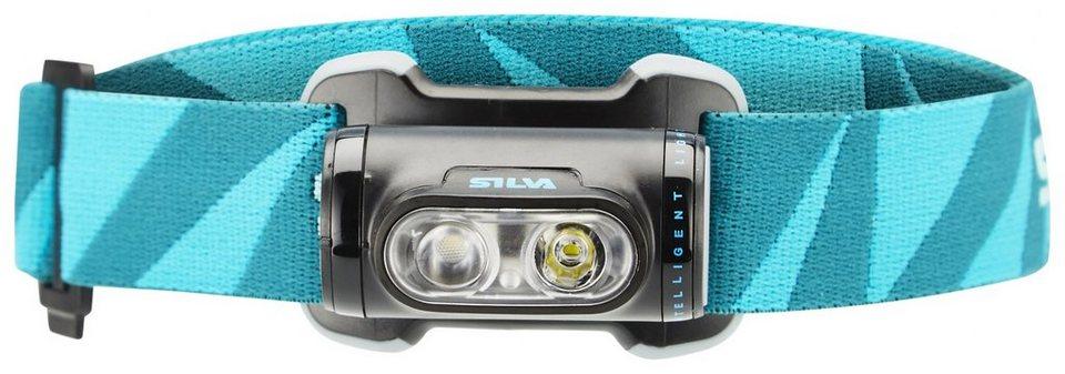 Silva Camping-Beleuchtung »Ninox 2X Headlamp« in türkis