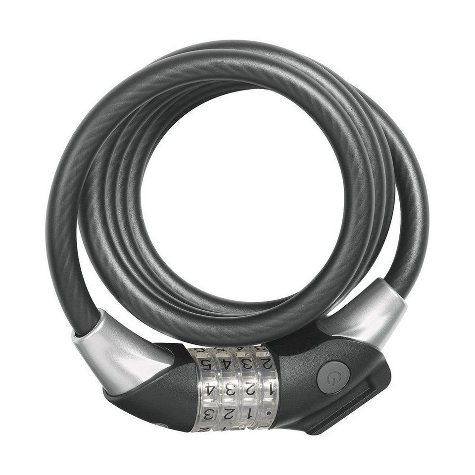 ABUS Fahrradschloss »Raydo Pro 1450/185 Spiralkabelschloss TexKF«