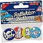Lutz Mauder Verlag Mini-Reflektor-Button-Set Jungen 1, 4-tlg., Bild 2