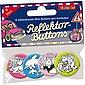 Lutz Mauder Verlag Mini-Reflektor-Button-Set Mädchen 1, 4-tlg., Bild 3