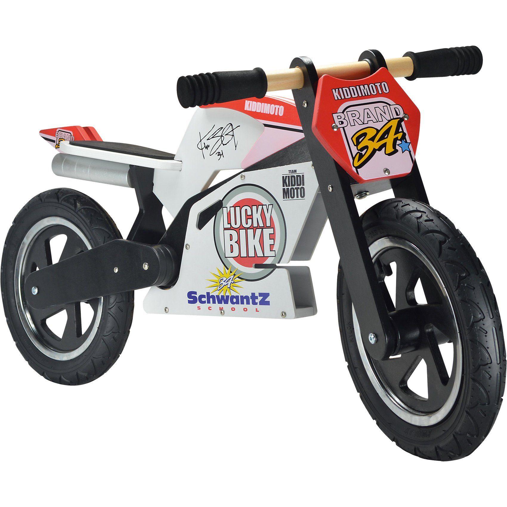 Kiddimoto Laufrad Heroes Superbike, Kevin Schwantz