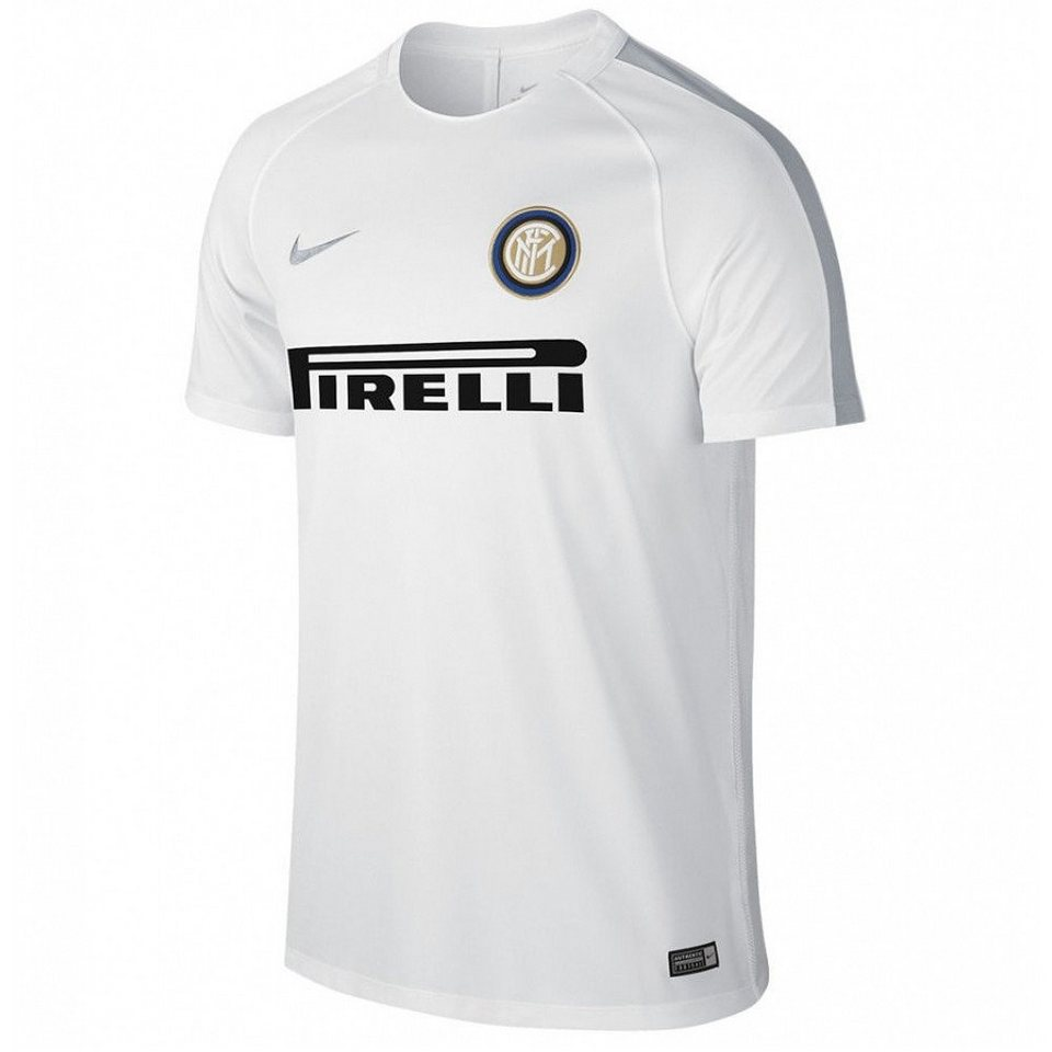 Nike Inter Mailand »Trainingstop« in weiss