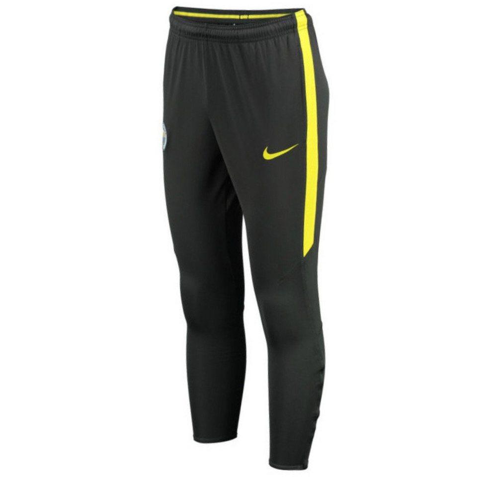 Nike Manchester City Trainingshose »Teamline« in schwarz