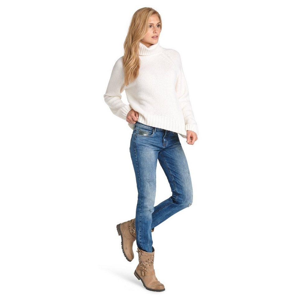 H.I.S Jeans »Monroe« in Premium Medium Blue