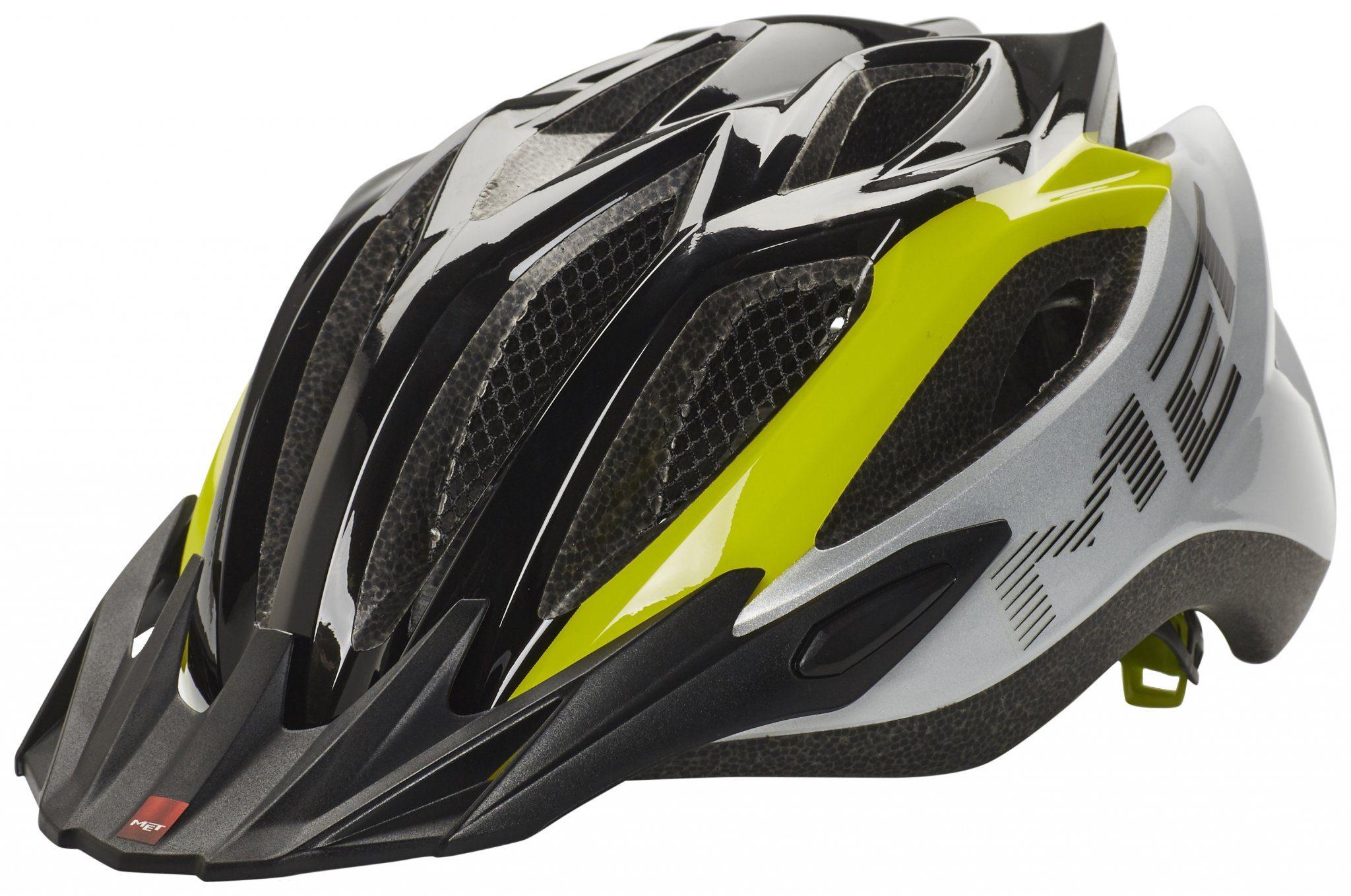 MET Fahrradhelm »Crossover Hel«