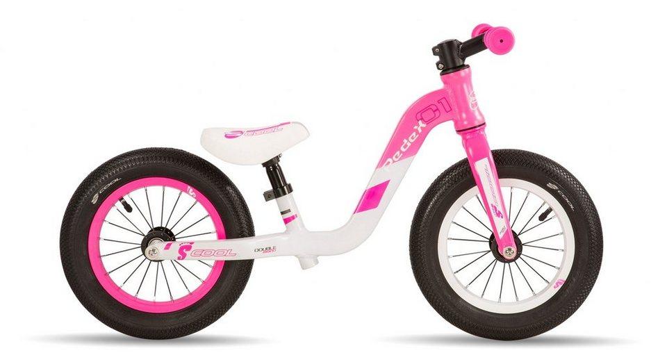 S'COOL Kinderfahrzeug »pedeX 1« in pink