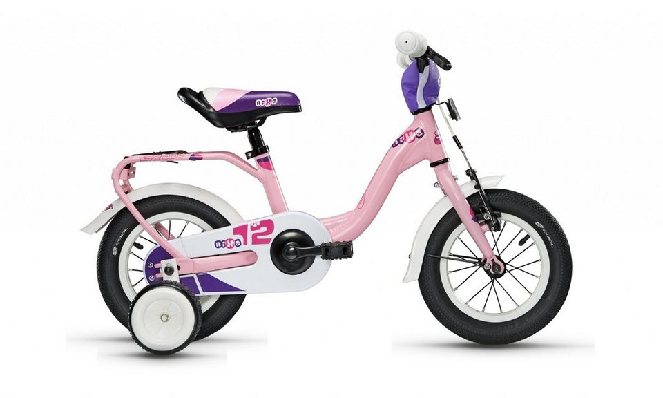 S'COOL Kinderrad »niXe 12« in pink